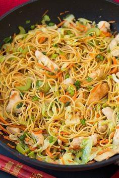 Chicken Chow Mein   Cooking Classy #chinesefoodrecipes