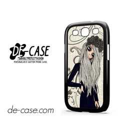 Emo Girl DEAL-3956 Samsung Phonecase Cover For Samsung Galaxy S3 / S3 Mini