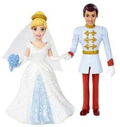 Disney Princess Little Kingdom Magiclip Cinderella Fairytale Wedding Dolls, http://www.amazon.com/dp/B00EVX1DBC/ref=cm_sw_r_pi_awdm_N.Mpwb152PTTJ