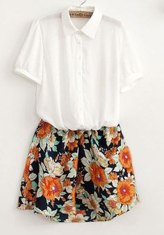 Would be cute as a romper, or with leggings underneath