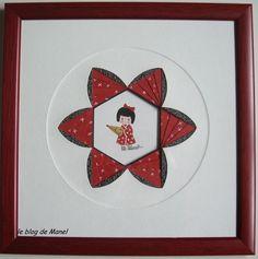 Bernadette V. / élève de Manel / tourbillon hexagonal