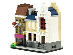 Mini Modulars | ArchBrick | LEGO Architecture Blog