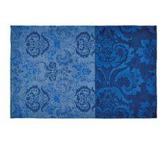 Kashgar - Indigo - Rug von Designers Guild | Formatteppiche / Designerteppiche