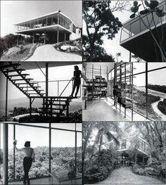 casa de vidrio