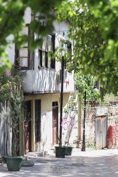 Old streets of Kanyaalti