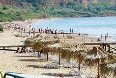 Учкуевка пляж Севастополь
