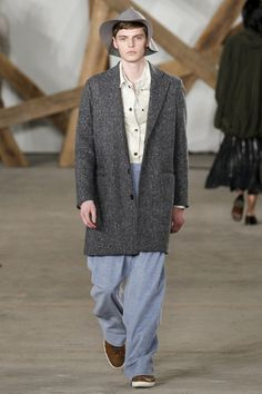 Billy Reid FW16.  menswear mnswr mens style mens fashion fashion style runway billyreid