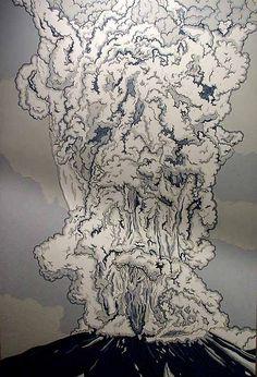 Jonathan Marshall´s Eruption of Mount St. Helens (1980)
