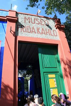 Museo Frida Kahlo, Mexico City