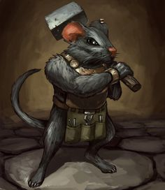 Hero Spotlight: Nez | Mice and Mystics | BoardGameGeek
