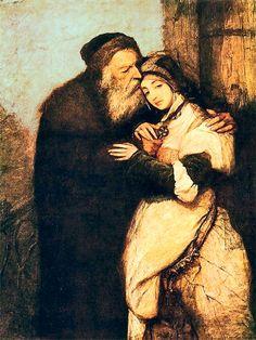 Shylock e jessica - Maurycy Gottlieb – Wikipedia