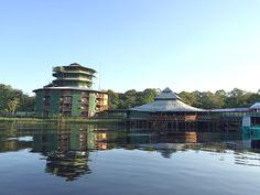 Ariaú Amazon Towers, Hotel De Selva Na AmazôNia