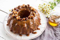 Κέικ σίκαλης με μέλι και ελαιόλαδο - madameginger.com