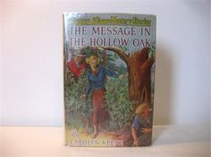 Nancy Drew Mystery Series 12 Message in the Hollow Oak 3rd