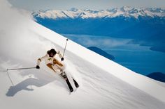 Catedral Ski Resort. Bariloche, Argentina. Mount Everest, Skiing, Glamour, Mountains, Country, City, Places, Nature, Travel