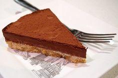 Hoy una receta básica y super fácil, nuestra tarta de chocolate facil sin horno en Thermomix para no complicaros ni siquiera un poquito en la cocina,
