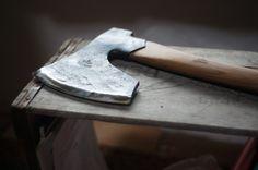 Every man needs a good axe.