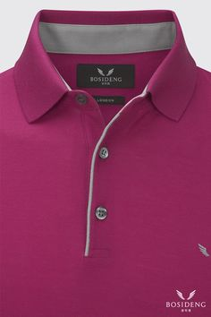 www.bosidenglondon.com Mens Polo T Shirts, Polo Tees, Camisa Polo, Polo Shirt Design, Creative Shirts, Men's Fashion, Shirt Designs, Men Casual, Menswear