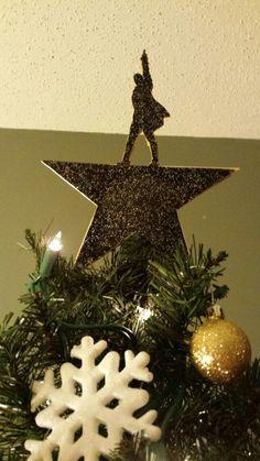 Hamilton tree star fanart by deliciousghosts
