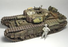 Warhammer Imperial Guard, British Tanks, Ww2 Tanks, Korean War, Armored Vehicles, Churchill, Scale Models, Military Vehicles, Planes