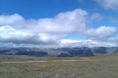 The Bucegi Plateau (Alt: ~2000 m)