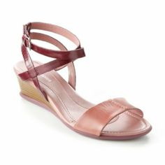 Hush Puppies® 'Bandy' Women's Leather Quarter-Strap Sandal - Sears | Sears Canada