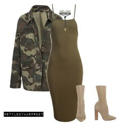 """""""Untitled #116"""" by stylebyharpreet ❤ liked on Polyvore featuring Topshop, Sans Souci and YEEZY Season 2"""