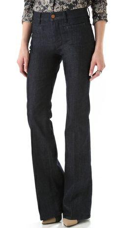 Marrakesh Jeans con el diseño ideal para balancear cadera ancha, alargar pierna y definir cintura.  Una maravilla!