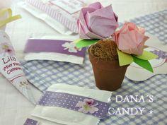 Todo comienza con un ……. ¡Feliz Desayuno Lila! | DANA*S CANDY
