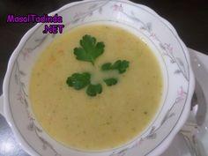İrmikli brokoli çorbası