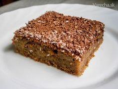 Takto vonia domov: 10 perníkových koláčov, ktoré by ste na jeseň mali upiecť Tiramisu, Banana Bread, Food And Drink, Cooking, Ethnic Recipes, Erika, Cakes, Mudpie, Kitchen