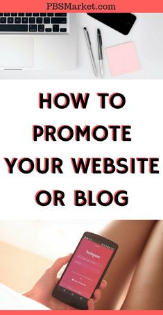 You have created a website or wrote a blog post. Learn how to promote your website or blog to increase your traffic and get your content noticed.
