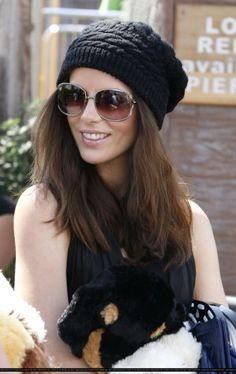 WHAT: Slouchy beanie WHERE: Pinterest WHY: I LOVE slouchy beanies. Must have in every colour!