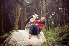 Border Collie in Serra de Sintra - Portugal dog photography pet photography