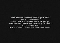 You'll understand why