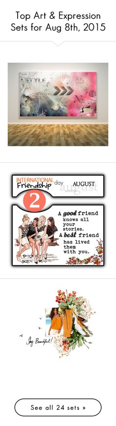 """Top Art & Expression Sets for Aug 8th, 2015"" by polyvore ❤ liked on Polyvore"