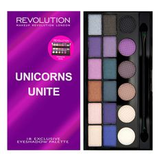Salvation Palette Unicorns Unite - 18 Shade Palette - PALETTES