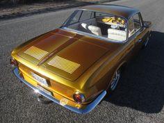 1962 VW Type 3 Karmann Ghia
