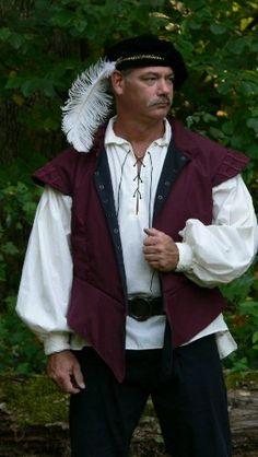 medieval clothing | Renaissance Medieval Clothing Lords Ren Shirt | eBay