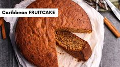 THE BEST FRUITCAKE | Caribbean Fruitcake | Jehan Can Cook