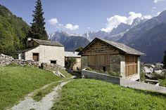 Redevelopment of a barn, Soglio, 2009 - Ruinelli Associati Architetti
