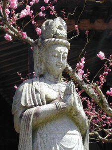 Kannon - Kuan Yin in Japan