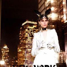 Kati Nescher by Glen Luchford for Vogue Paris February 2013