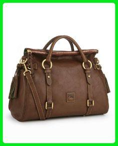 Dooney & Bourke Florentine Vachetta Medium Satchel - Top handle bags (*Amazon Partner-Link)