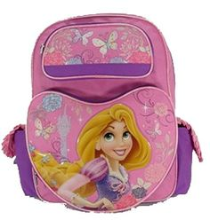 Backpack  Disney  Rapunzel  Beauty of Light 16 Large School Bag  -- You can get more details by clicking on the image.