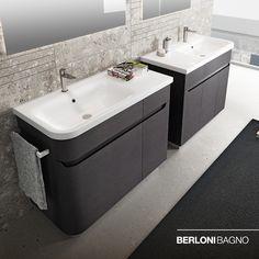 Catalogo Mobili Bagno Berloni.12 Fantastiche Immagini Su Collezione Mobili Bagno Di Berloni Bath