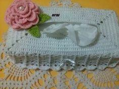 clinera a crochet. detalle para regalar!! - YouTube