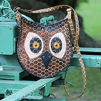 Amazon Owl from @NOVICA, They help #artisans succeed worldwide.