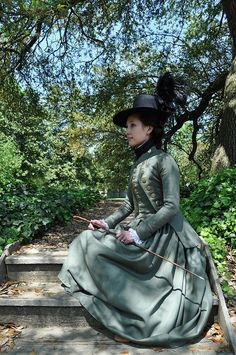 A Riding Habit by The Couture Courtesan