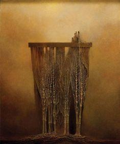 Zdzislaw Beksinski - Untitled